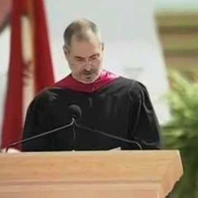 video: Steve Jobs' 2005 Stanford Commencement Address by tatiana
