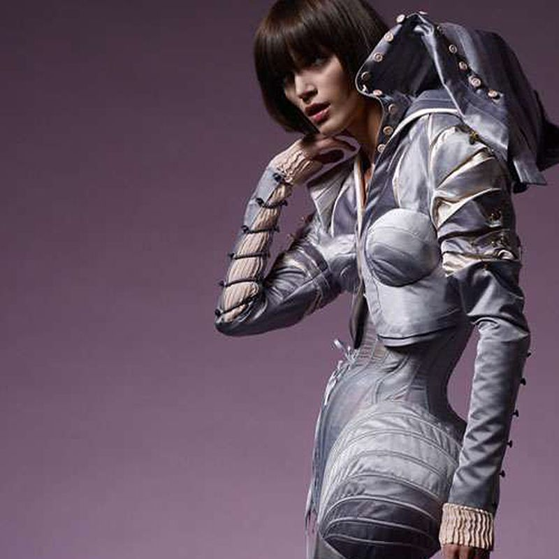 image: From Iconic Sci-Fi Character Tights to Robot Gowns by fashionnet