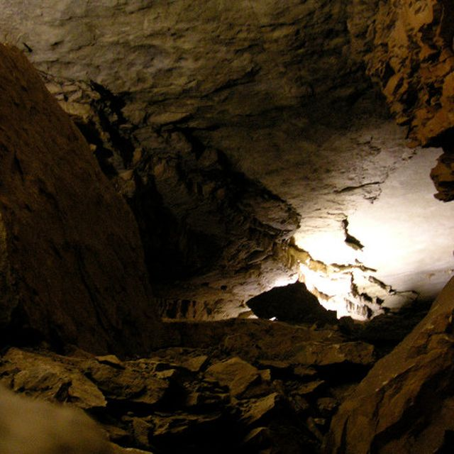 post: Exploring the World's Longest Caverns by larsson