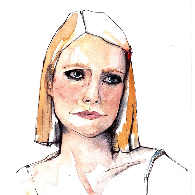 image: Margot Tenenbaum by tiscarespadas