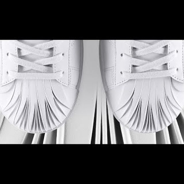 video: Adidas Enlists Pharrell and Zaha Hadid for a Sneaker... by neverdiscrete
