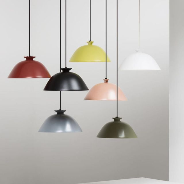 image: These hanging Sempé  by designmilk