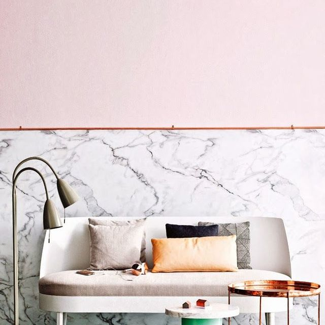 image: marble + metal by rocio_olmo