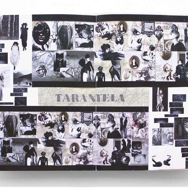 image: Tarantela Visual Research #3 by laura_herranz