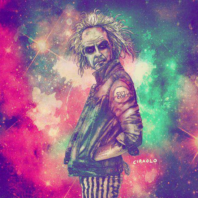 image: Too lovely Beetlejuice. by aysa9