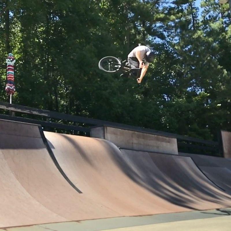 image: Bike leans by danfoley