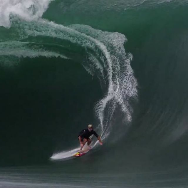 video: BIGGEST TEAHUPOO EVER by bolt