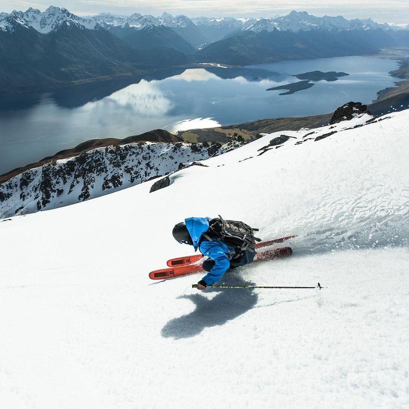 image: South Island slip n slide. by timclark1