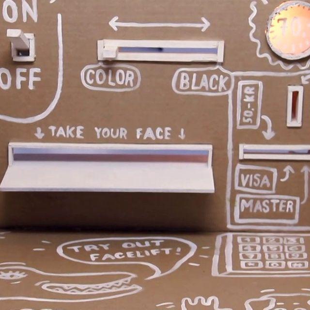 video: FACE-O-MAT by Tobias Gutmann by mariaramirez