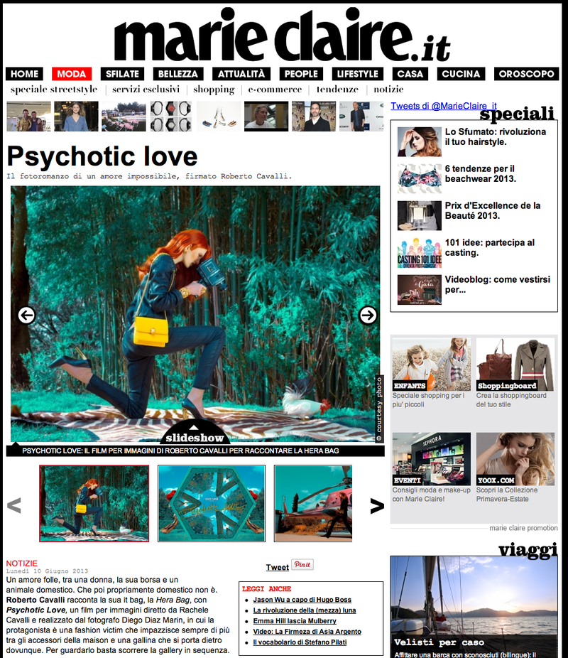 image: ME on MARIE CLAIRE by diegodiazmarin