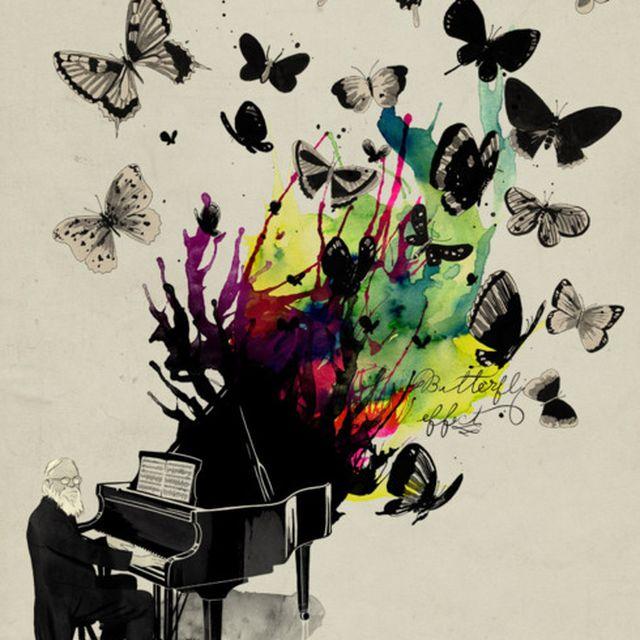 image: The power of music by missatlaplaya