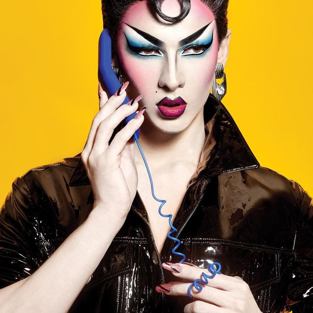 image: Miss @violetchachki for @plastikmagazine by elirezkallah