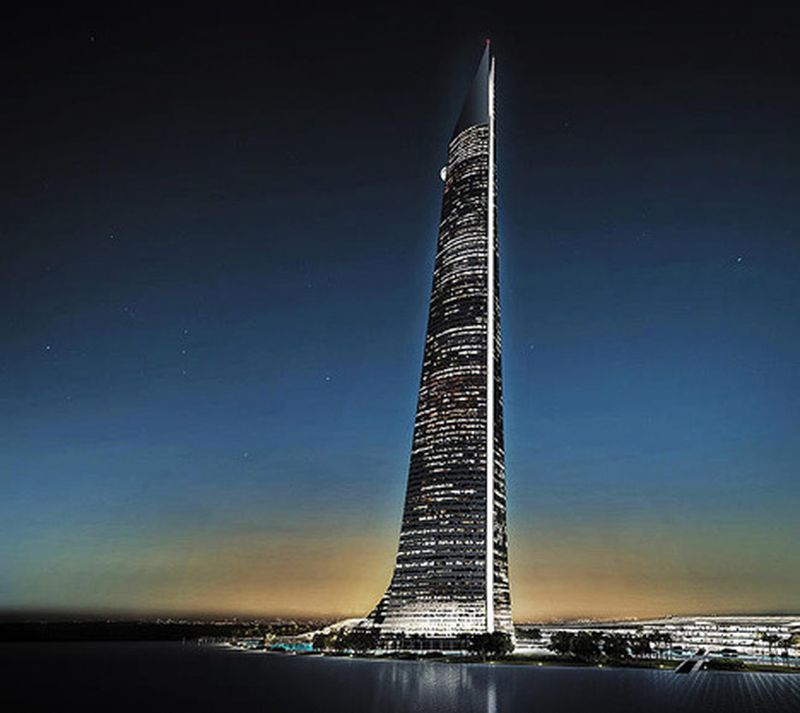 image: Africa's tallest skyscraper to be built in Morocco n... by waryamaranth