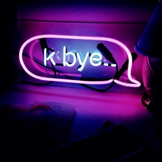 image: K BYE… by lightbulb