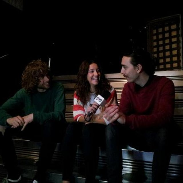 image: REPTILE YOUTH INTERVIEWED BY LE GARAGE TV by hinode