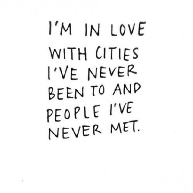 image: Cities I´ve never been to by lucialdama