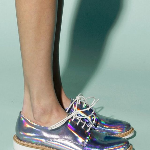 image: HOLOGRAM SHOES by Blanchett