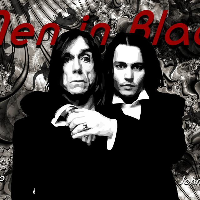 image: Men in Black by ivankorsario