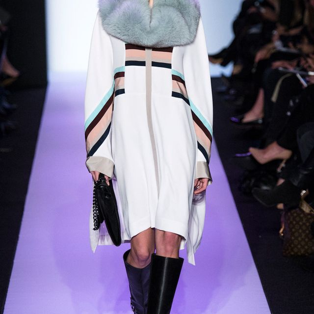 post: MERCEDES-BENZ FASHION WEEK NEW YORK O/I 2014-2015 by ilovepitita