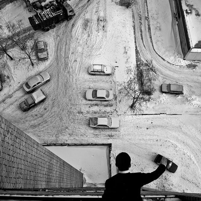 image: Moving Cars by borjadelgado
