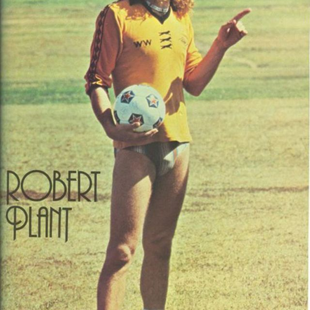 image: Robert Plant Football by bea88