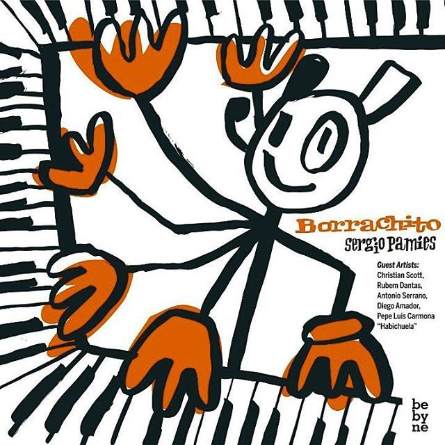 "image: ""Borrachito"" -  Sergio Pamies (2011), portada por Javie by derek_harrison"