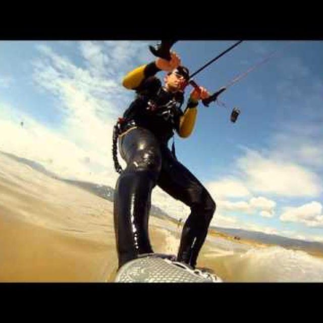 video: KiteSurf Tarifa by Esteban