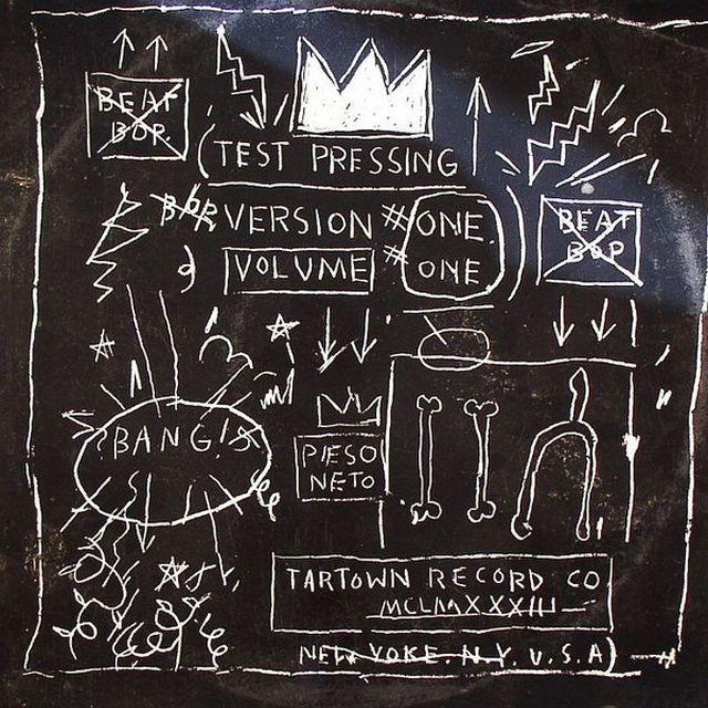 image: Basquiat for Beat Bop (1983) by merilin-kook