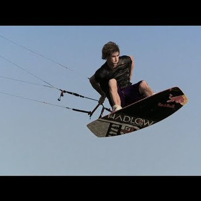 video: Aspire Kiteboarding with Aaron Hadlow by bolt