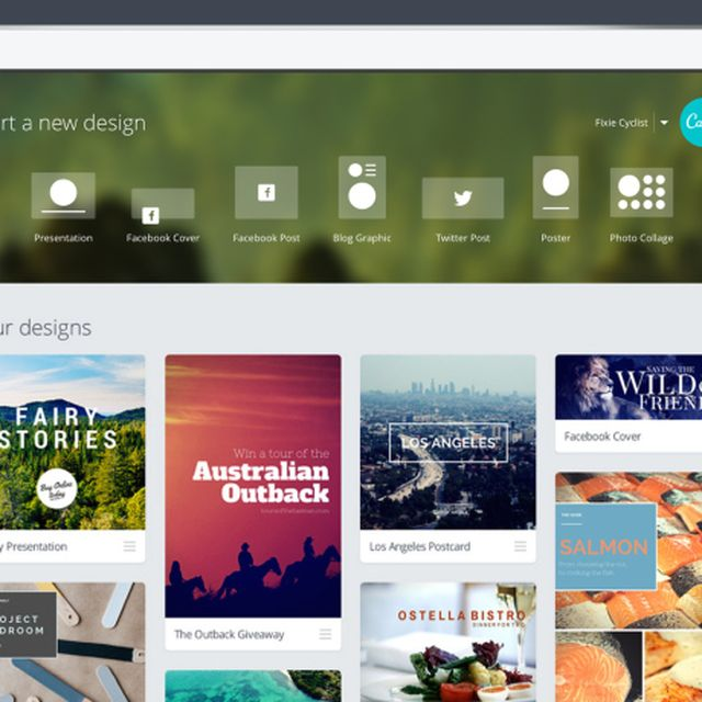 image: Canva Brings Its Easy-To-Use Design Platform To The ... by greedygop
