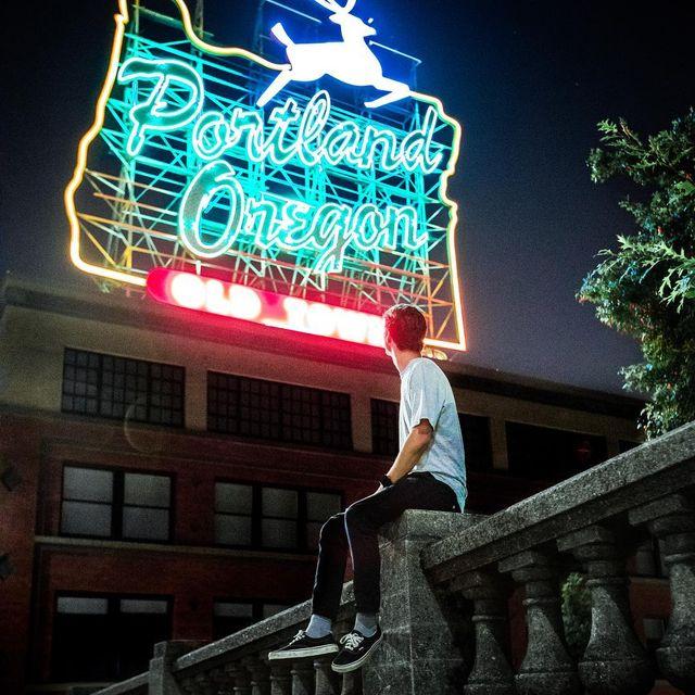 image: I've missed you Portland ?#keepportlandweird by kyleohlson