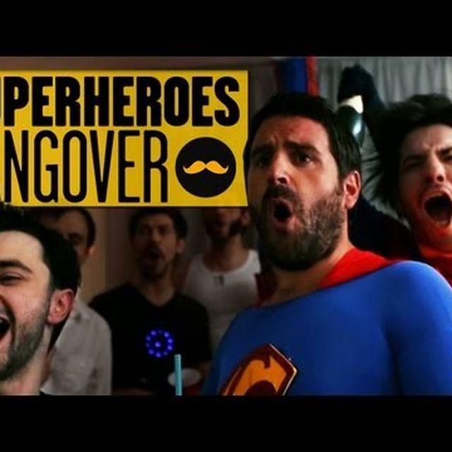 video: SURICATE - The Superheroes Hangover by gustavo-cuellarl