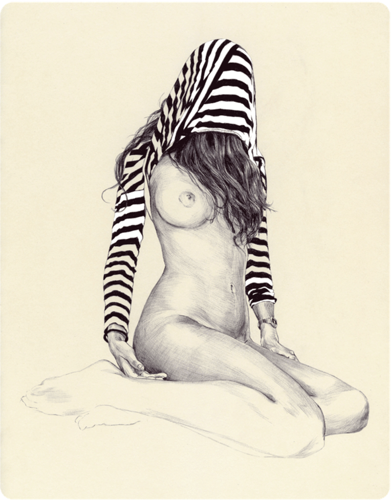 image: chamo san - personal work by FERRANDIZ