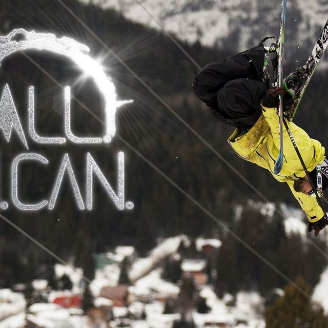 video: ALL I CAN. SKIING IN STREETS by luciaode