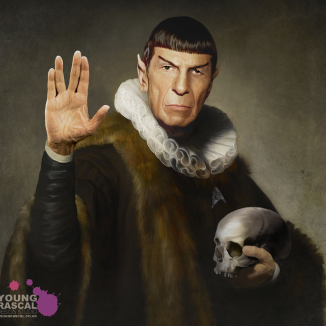 image: Movie Characters and Iconic Paintings by jenniferasos