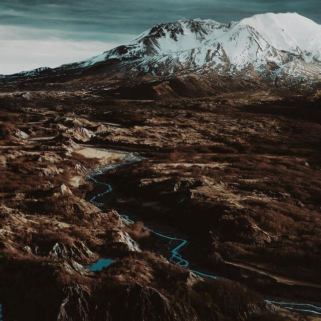 image: From a recent trip to Mordor. .....#wildernessculture #theoutbound #landscape_lovers #artofvisuals #stayandwander #beautifuldestinations #tellon #exploremore #instagood #landscapes #exklusive_shot #mountain #greatnorthcollective #natgeotravel #roamthe by monascherie