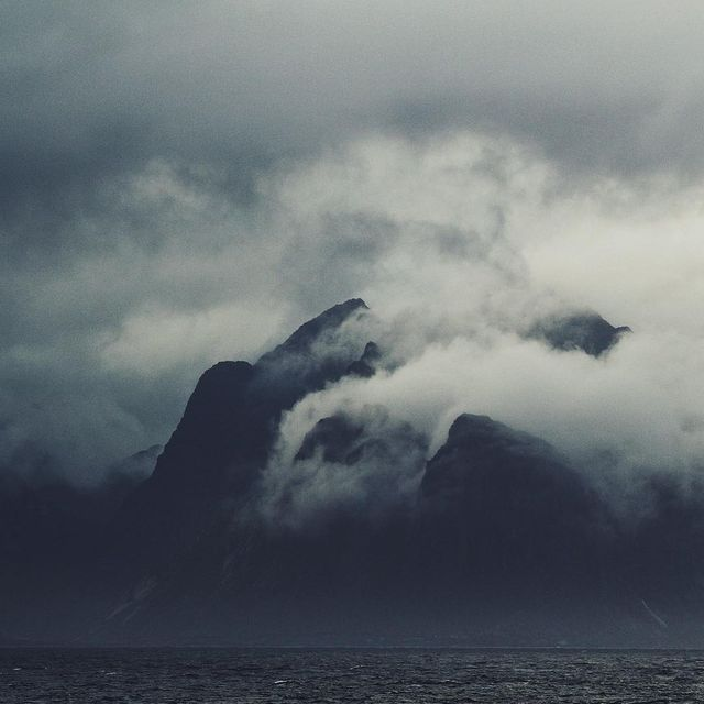 image: Sea to Summit.Years ago, far north. by janove