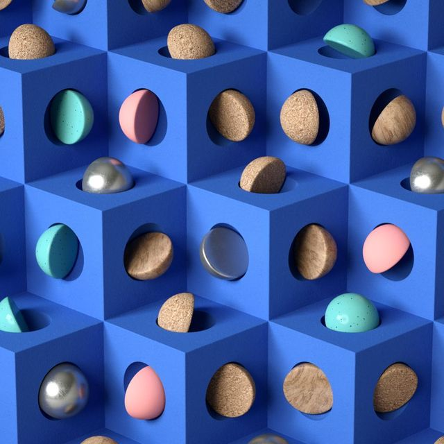 image: #illustration #artdirection #setdesign #cgi #spheres #installation #colourful #set #3dartwork #szoraidez #2017 #berlin #simplestuff by szoraidez