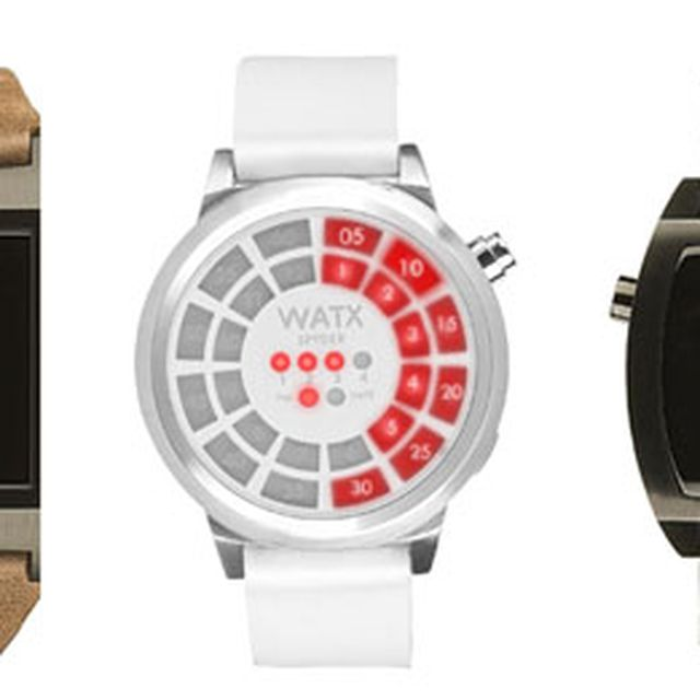 image: LED Watches by catsdontfly
