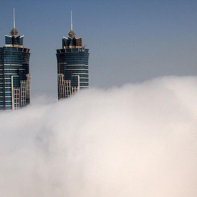 image: Dubai Fog 3 by diegotoast