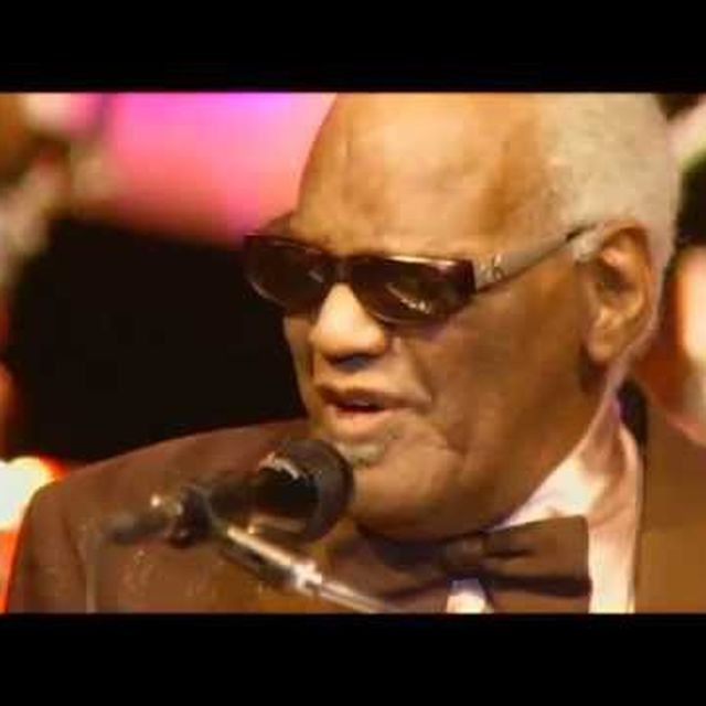 video: Ray Charles -  Hallelujah I Love Her So by sun