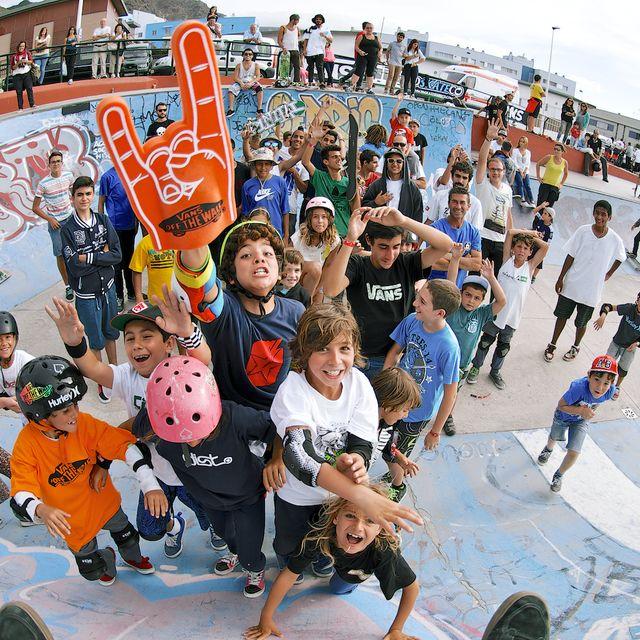 image: Vans Skatefest by 25za