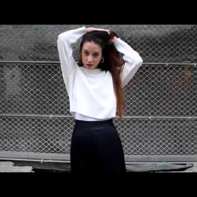video: Streetstyle #11     María Pedraza    ㊈㊉ Le Garage Tv // by legaragetv