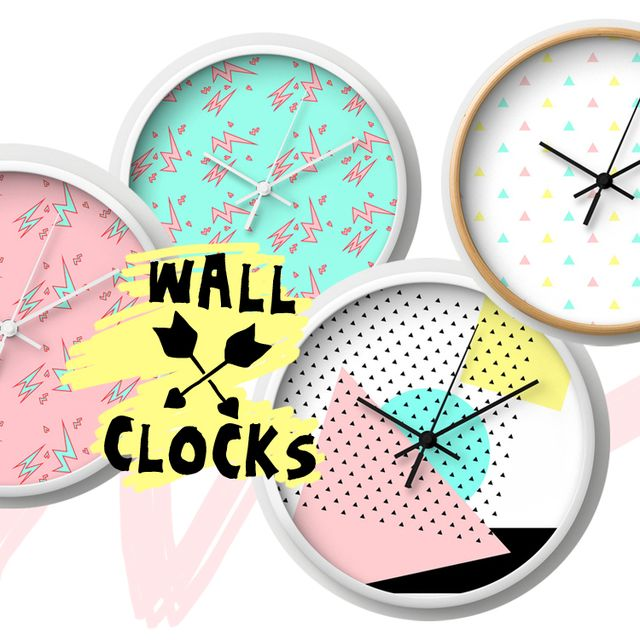 image: wall clocks by rocio_olmo