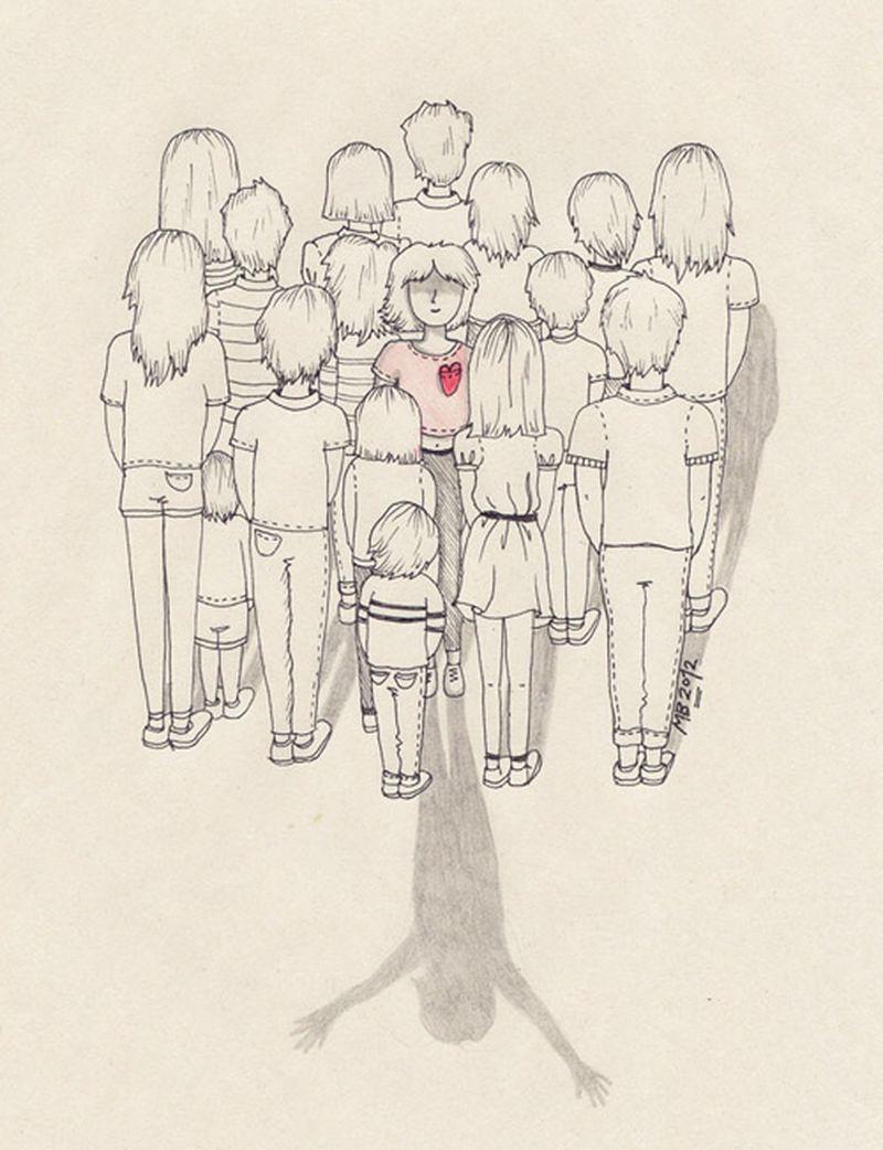 image: Crowded by marta_brandariz