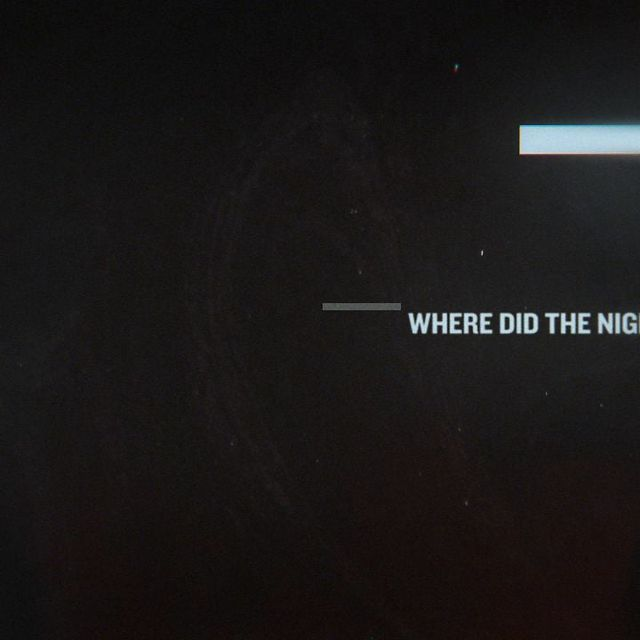 video: Where Did The Night Go' by keirux
