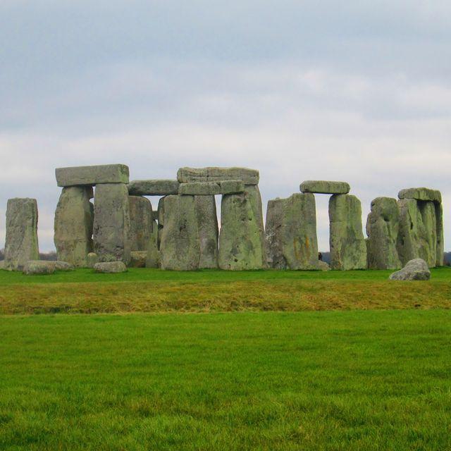 image: Mystique Stonehenge by miladytrip