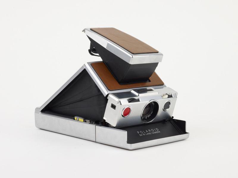 image: Polaroid SX-70 by martinvazquez