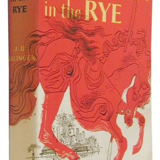 image: THE CACTHER IN THE RYE by trendtwins