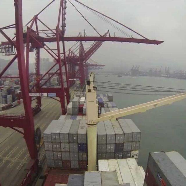video: Viaje en barco de mercancías / Hong Kong - Singapur by wond_rlust
